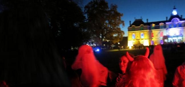 maison hantee lyon halloween