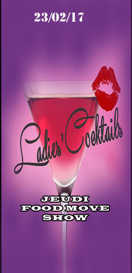 LADIES COCKTAILS