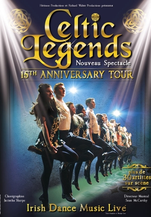 CELTIC LEGENDS - 15TH ANNIVERSARY TOUR