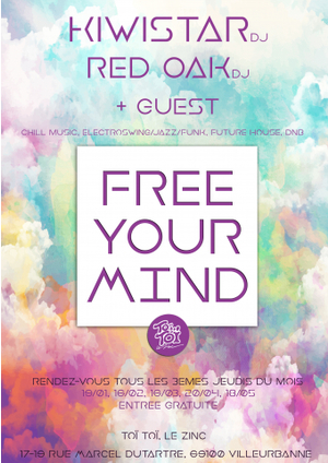 FREE YOUR MIND // DJ SET