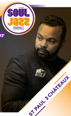 PASS FESTIVAL 3 JOURS - SAINT PAUL SOUL JAZZ FESTIVAL