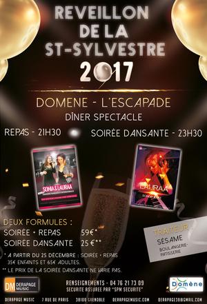 R veillon du nouvel an 2018 grenoble derapage music grenoble 38000 sortir lyon le - Reveillon du nouvel an 2017 ...
