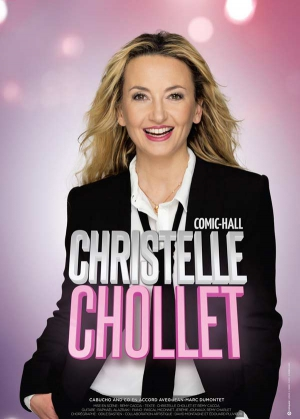 CHRISTELLE CHOLLET - « Comic-Hall »