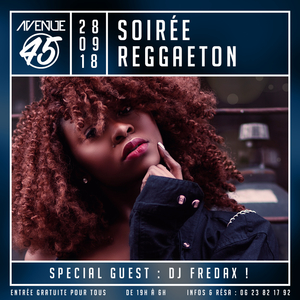 SOIREE REGGAETON BY DJ FREDAX