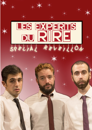 Les experts du rire