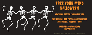 Free Your Mind - Spécial Halloween // DJ SET