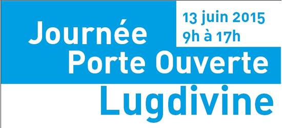 Journ e porte ouverte lugdivine editions lugdivine lyon for Porte ouverte salon etudiant