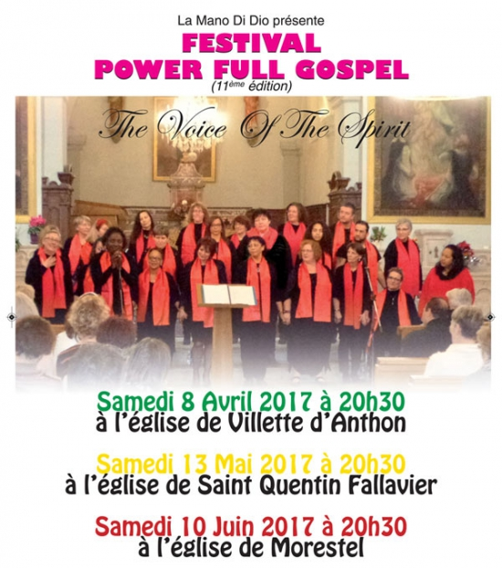powerfull gospel festival 11 eme edition eglise de st quentin fallavier st quentin. Black Bedroom Furniture Sets. Home Design Ideas