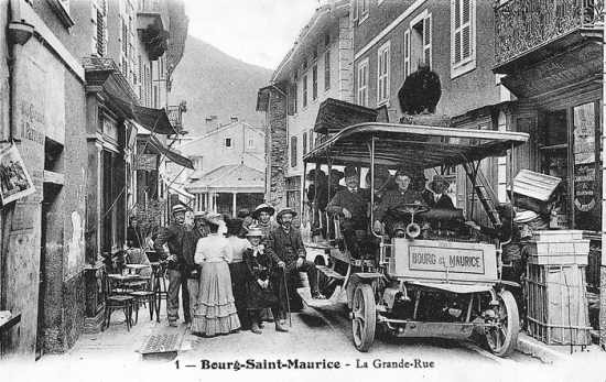 Bourg saint maurice en s 39 amusant journ es du - Office du tourisme bourg saint maurice ...