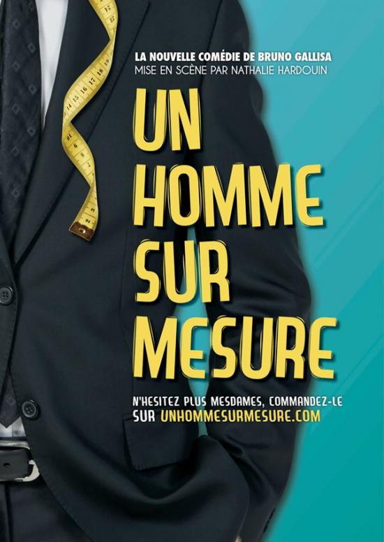 un homme sur mesure defonce de rire clermont ferrand 63000 sortir france le parisien. Black Bedroom Furniture Sets. Home Design Ideas