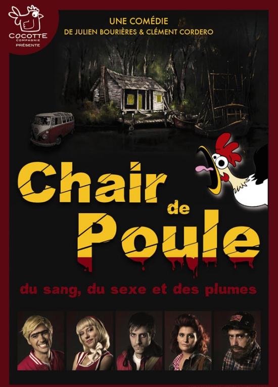 chair de poule defonce de rire clermont ferrand 63000 sortir lyon le parisien etudiant. Black Bedroom Furniture Sets. Home Design Ideas