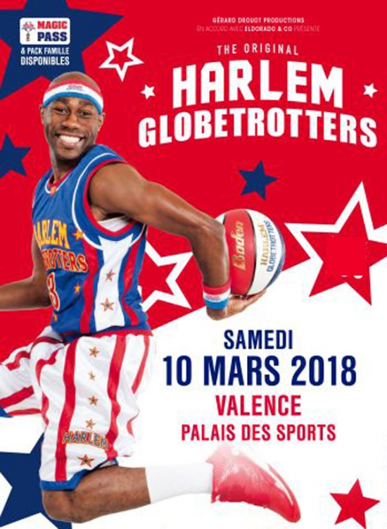 harlem globetrotters palais des sports mendes france valence 26000 sortir lyon le. Black Bedroom Furniture Sets. Home Design Ideas