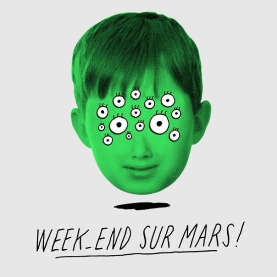 A VUE - WEEK-END SUR MARS ! - Subsistances, Lyon, 69001 - Sortir à ...