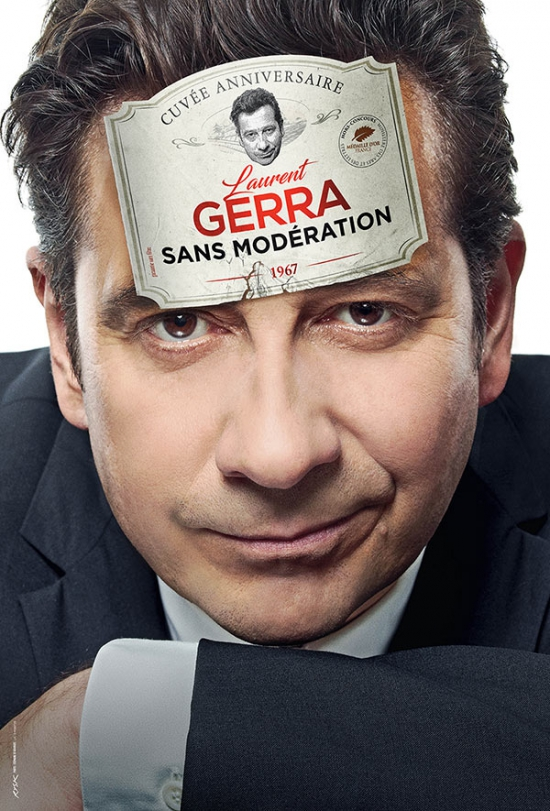 LAURENT GERRA - SANS MODERATION