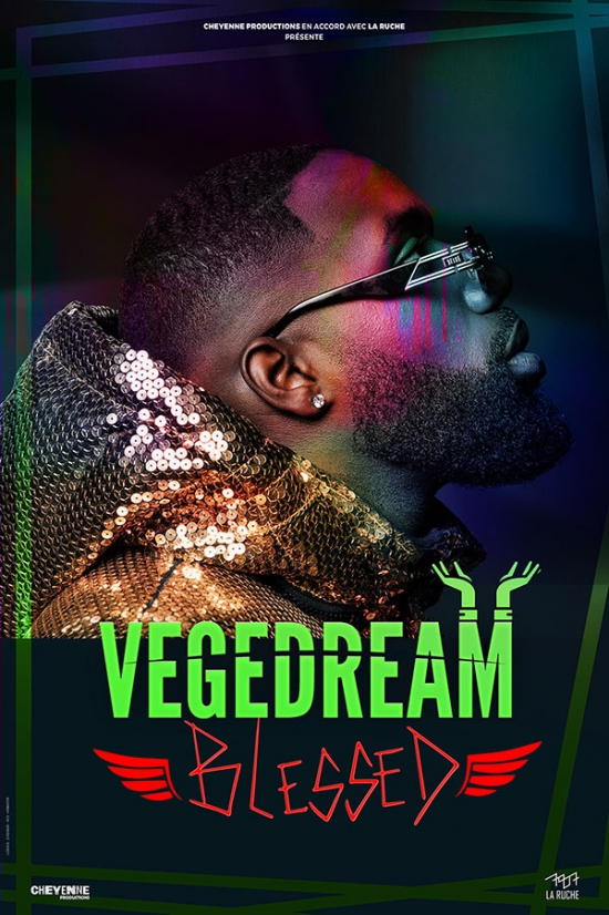 VEGEDREAM - BLESSED