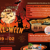 affiche Halloween Fun Party & Fun Horror Academy