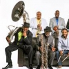affiche FESTIVAL A VAULX JAZZ - DIRTY DOZEN BRASS BAND