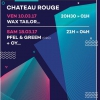 affiche WAX TAILOR + ANA ZIMMER + DJ DUCKK - ELECTROBOX #4 : SOIREE 1