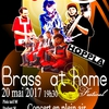 affiche Brass' at Home Festival