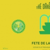 affiche Open Air The DARE night - Fête de la Musique 2017
