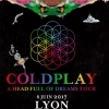 affiche COLDPLAY - A HEAD FULL OF DREAMS TOUR