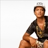 affiche BRUNO MARS - 24K MAGIC WORLD TOUR