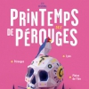 affiche PATRICK BRUEL - FESTIVAL LE PRINTEMPS DE PEROUGES