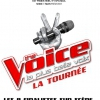 affiche THE VOICE, LA TOURNEE