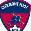 affiche CLERMONT FOOT / RC LENS - DOMINO'S LIGUE 2 - 9EME JOURNEE