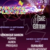 affiche LES VENDANGES MUSICALES 2017 - VERONIQUE SANSON