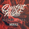 affiche OUR LAST NIGHT + BLESSTHEFALL + THE COLOR MORALE