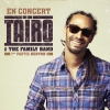 affiche TAIRO & THE FAMILY BAND + 1ERE PARTIE