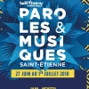 affiche LAURENT LAMARCA - BEN MAZUE - FESTIVAL PAROLES ET MUSIQUES
