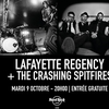 affiche Lafayette Regency + The Crashing Spitfires