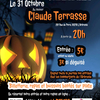 affiche Halloween Party 2018