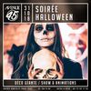 affiche Soiree Halloween au Manoir 45