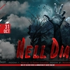 affiche Hell Diablo - Xses Night Club