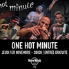 affiche One Hot Minute