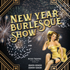 affiche New year burlesque show - Réveillon du jour de l'an