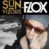 affiche FLOX + THE SUNVIZORS