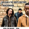 affiche SIR JEAN & THE ROOTS DOCTORS + NAKS