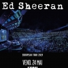 affiche ED SHEERAN - EUROPEAN TOUR 2019