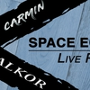 affiche Space Echo Live Party : Carmin + Gablab + Falkor