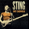 affiche STING - MY SONGS
