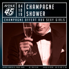 affiche Champagne Shower