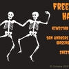 affiche Free Your Mind - Spécial Halloween // DJ SET