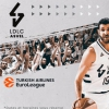 affiche LDLC ASVEL / BASKONIA VITORIA - EUROLEAGUE