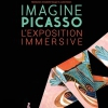 affiche IMAGINE PICASSO - L'EXPOSITION IMMERSIVE
