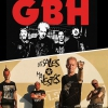 affiche GBH + LES SALES MAJESTES + CHARGE69