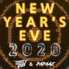 affiche New Year's Eve with Dirty Law - Azar Club